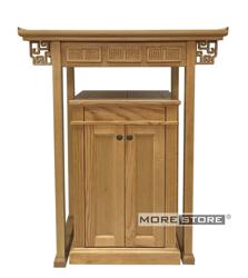 Picture of Bàn thờ - tủ thờ gỗ tần bì hiện đại
