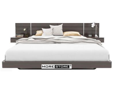 Picture of Giường ngủ hiện đại gỗ đẹp MHG- 00013