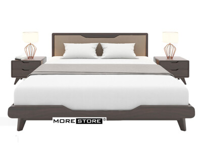 Picture of Giường ngủ hiện đại cách điệu đuôi giường