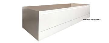 Picture of Kệ tivi 2 cánh sơn trắng