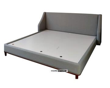 Picture of Giường ngủ bọc nỉ đầu giường có vai
