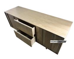 Picture of Kệ tủ ti vi phòng khách gỗ tần bì sang trọng, tiện nghi