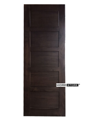 Picture of Cửa gỗ tự nhiên 1 cánh hiện đại