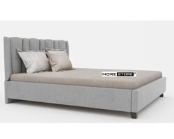 Picture of Giường ngủ bọc nỉ cao cấp đầu giường ấn tượng