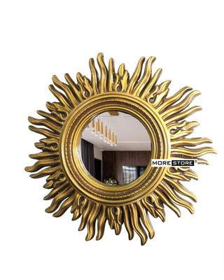 Picture of Gương mặt trời cổ điển sang trọng