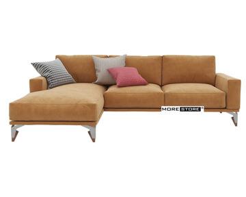 Picture of Sofa nỉ chữ L cao cấp hiện đại