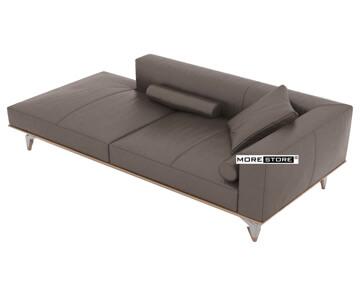 Picture of Sofa bọc da chữ I hiện đại