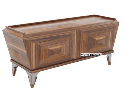 Picture of Tủ kệ trang trí đẹp gỗ tự nhiên