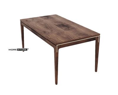 Ảnh của Bàn ăn hiện đại gỗ tự nhiên phong cách Địa Trung Hải 01