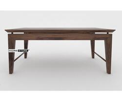 Picture of Bàn ăn hiện đại gỗ ghép thanh đơn giản