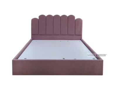 Picture of Giường ngủ bọc nỉ đầu giường cách điệu MHG-00034