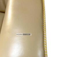 Ảnh của Sofa bành hiện đại kiểu Ý da thật MSF-00027