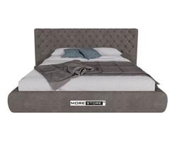 Picture of Mẫu giường ngủ bọc nỉ phong cách hiện đại đầu giường ấn tượng