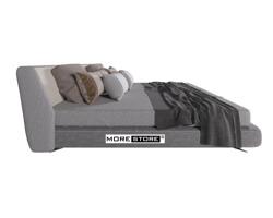 Picture of Mẫu giường ngủ hiện đại bọc vải được thiết kế ấn tượng và đẹp mắt