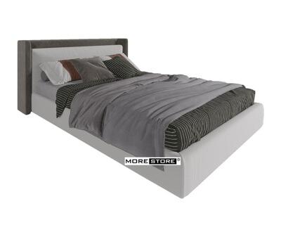 Picture of Giường ngủ đẹp bọc da khung gỗ công nghiệp