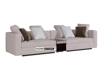 Ảnh của Mẫu sofa hiện đại màu xám đầy sang trọng và ấn tượng