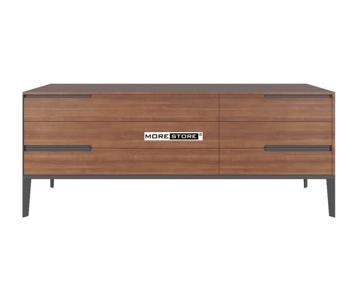 Picture of Kệ tủ gỗ trang trí chân cao thanh lịch và tinh tế