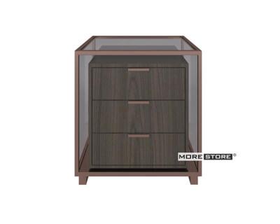 Ảnh của Kệ tủ đầu giường gỗ công nghiệp phong cách hiện đại