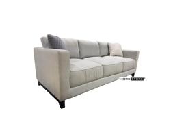 Picture of Mẫu sofa bọc vải màu xám phong cách hiện đại