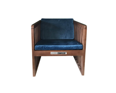 Picture of Mẫu ghế nghỉ hiện đại bọc nỉ nhung sang trọng