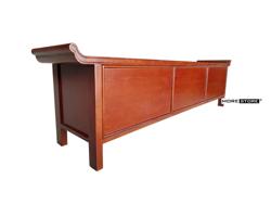 Picture of Mẫu kệ ti vi gỗ tần bì nhập khẩu phun sơn cao cấp