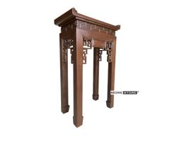 Picture of Bàn thờ gỗ tự nhiên hiện đại và sang trọng