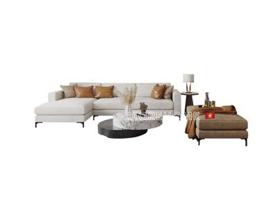 Picture of Bộ sofa hiện đại kết hợp bàn trà đầy ấn tượng