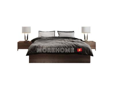 Ảnh của Bộ giường ngủ hiện đại kết hợp 2 tab tiện dụng