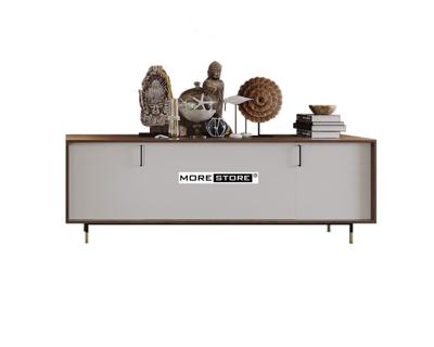 Picture of Mẫu kệ tủ decor trang trí phong cách hiện đại