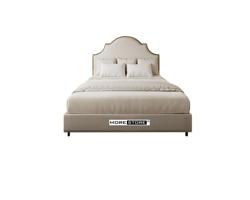 Picture of Mẫu giường ngủ bọc nỉ phong cách tân cổ điển