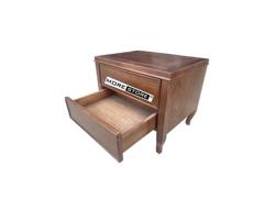 Picture of Mẫu tủ đầu giường gỗ tự nhiên sang trọng và tiện nghi