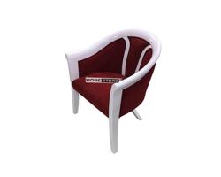 Picture of Ghế sofa gỗ tần bì tân cổ điển bọc nỉ nhung