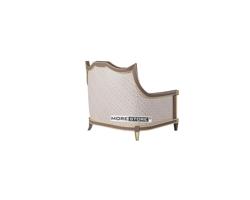 Picture of Ghế sofa tân cổ điển khung gỗ tự nhiên nhập khẩu