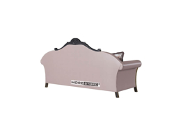 Picture of Mẫu ghế sofa văng đẹp bọc da 3 chỗ ngồi