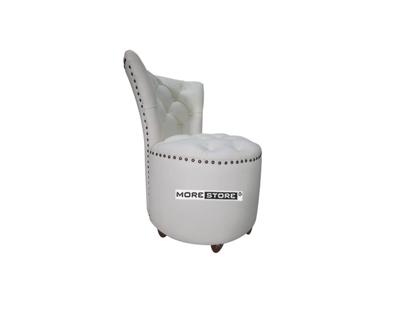 Picture of Mẫu ghế sofa đơn bọc da phong cách tân cổ điển