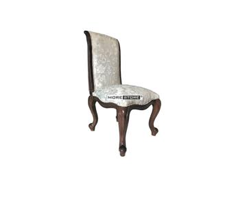 Picture of Mẫu ghế ăn tân cổ điển bọc nỉ nhung cao cấp