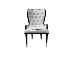 Picture of Mẫu ghế ăn bọc nỉ nhung phong cách tân cổ điển sang trọng