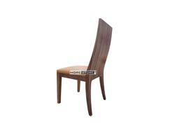 Picture of Ghế bàn ăn gỗ óc chó bọc đệm ngồi