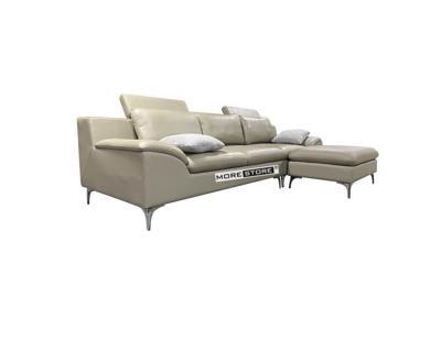 Picture of Sofa phòng khách bọc da phong cách hiện đại và trẻ trung