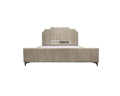 Picture of Giường ngủ bọc nỉ đầu giường cách điệu sang trọng