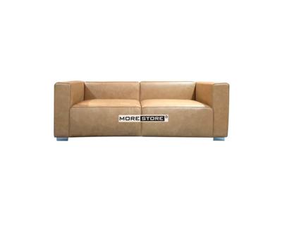 Picture of Mẫu sofa văng đôi bọc da phong cách hiện đại