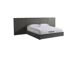 Picture of Mẫu giường ngủ bọc nỉ sang trọng