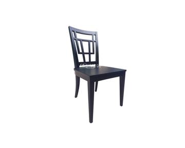 Picture of Mẫu ghế ăn gỗ tự nhiên đầy sang trọng và tinh tế