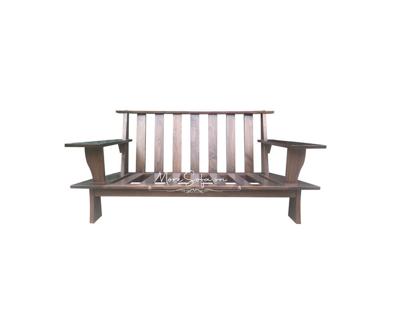 Picture of Mẫu ghế sofa gỗ tự nhiên nhập khẩu cao cấp
