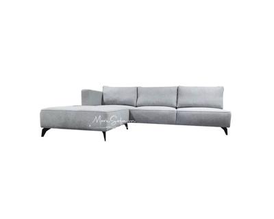 Picture of Ấn tượng với sofa góc màu xám sang trọng và tinh tế
